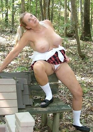 Big Tits Socks Porn Pictures